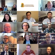 ESJ Professors of Evangelism on web conference