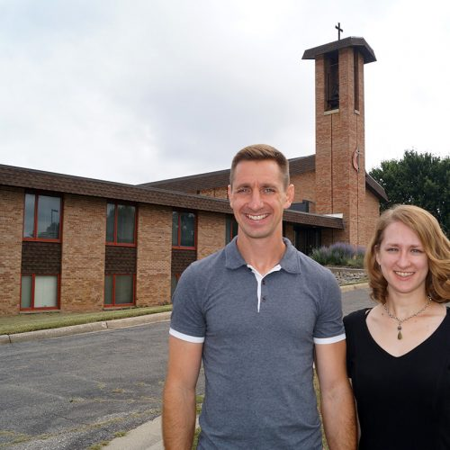 Denman Award Recipients See and Meet Needs of Community in the Name of Christ