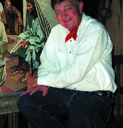 Christian Artist with Ties to FFE Dies
